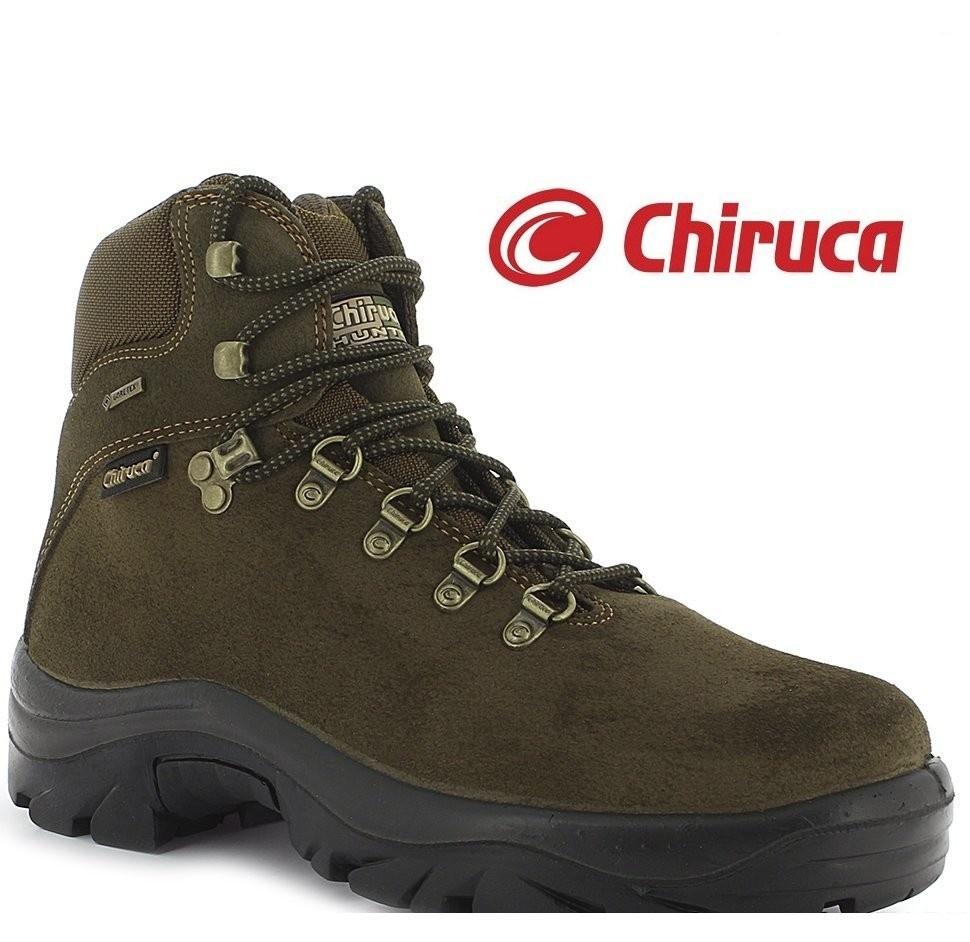 ad2c2155 Ботинки Chiruca Pointer Gore-Tex (коричневый) :: Chiruca :: Ботинки ...