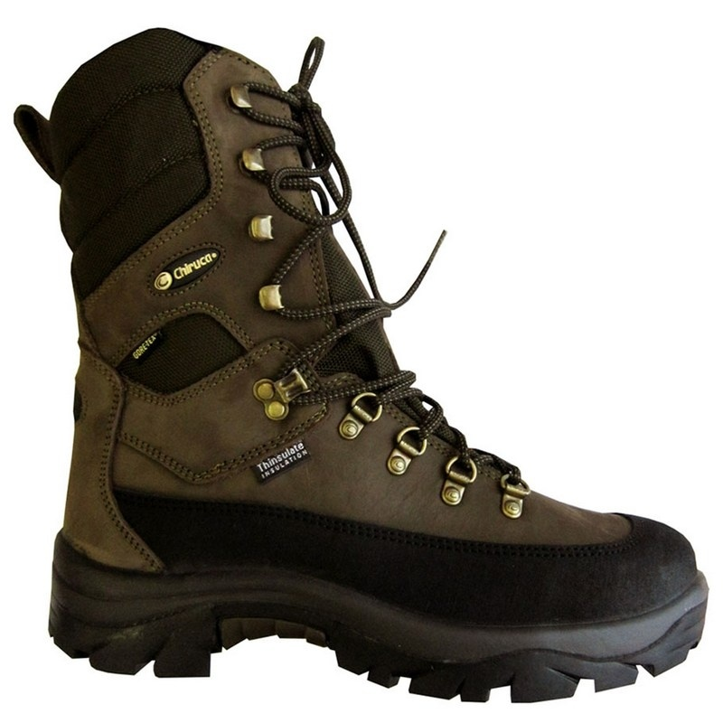 3e9e4279 Ботинки Chiruca Tundra Gore-Tex,Thinsulate (коричневый) :: Chiruca ...