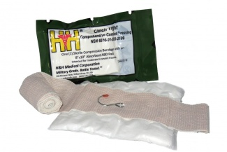 Бандаж H&H Combat Compression Dressing