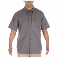 Рубашка 5.11 Traverse Short Sleeve Shirt (storm)