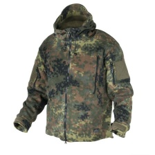 Флисовая куртка Helikon Patriot (flecktarn)