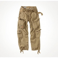 Брюки Surplus Airborne Vintage Trousers (койот)