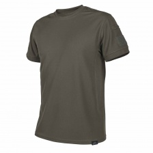 Футболка тактическая Helikon Tactical T-Shirt TopCool (Olive Green)