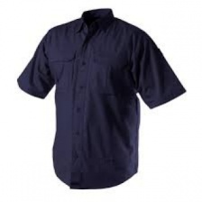 Рубашка BLACKHAWK Perf. Cotton Tactical short sleeve (navy)