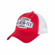 Бейсболка Helikon Trucker Logo Cap (red/white)