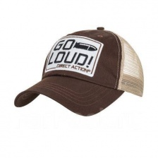 Бейсболка Direct Action GO LOUD! Feed Cap (Brown)