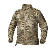 Куртка Helikon Alpha Tactical Grid Fleece Jacket (Camogrom)