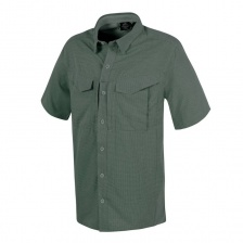 Рубашка Helikon Defender MK2 ULTRALIGHT Shirt Short Sleeve (Sage Green)