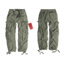 Брюки Surplus Airborne Vintage Trousers (олива)