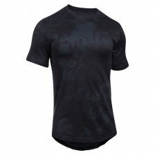 Футболка Under Armour Sportstyle Core Tee (gray/black)