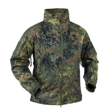 Куртка Helikon Gunfighter Shark Skin (flecktarn)