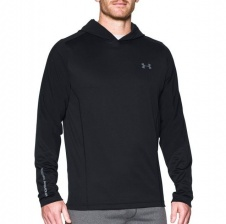 Толстовка Under Armour Pullover Infrared Grid (black)