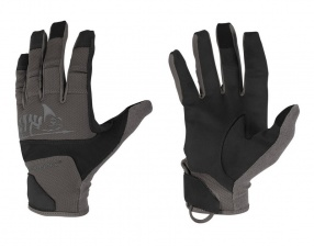 Перчатки Helikon Range Tactical Gloves (Black/Shadow Grey)