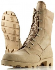 Ботинки армейские US Military Army Combat Panama Jungle Boot (Tan)