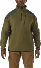 Толстовка 5.11 1/4 Zip Sweater (Field Green)