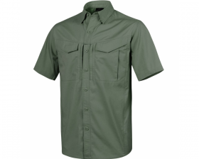 Рубашка Helikon Defender MK2 shirt short sleeve (olive green)
