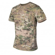 Футболка тактическая Helikon Tactical T-Shirt TopCool (Camogrom)