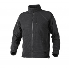 Куртка Helikon Alpha Tactical Grid Fleece Jacket (Black)