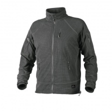 Куртка Helikon Alpha Tactical Grid Fleece Jacket (Shadow Grey)