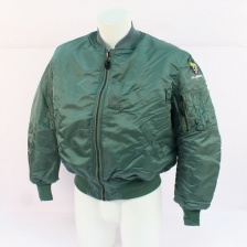 Куртка-бомбер Alpha Industries MA-1 Flight Jacket (Sage Green)