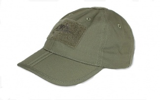 Бейсболка Helikon BBC Folding Cap (Adaptive Green)