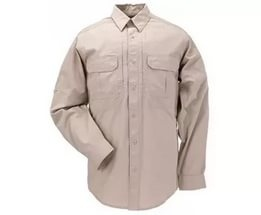 Рубашка 5.11 Taclite Pro Long Sleeve Shirt (khaki)