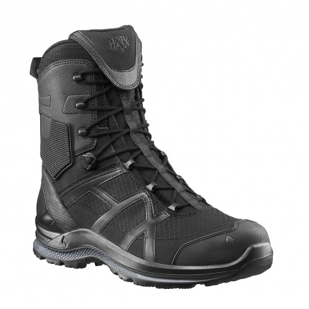 Ботинки Haix Black Eagle Athletic 2.0 High Sidezipper (Black) фото 1