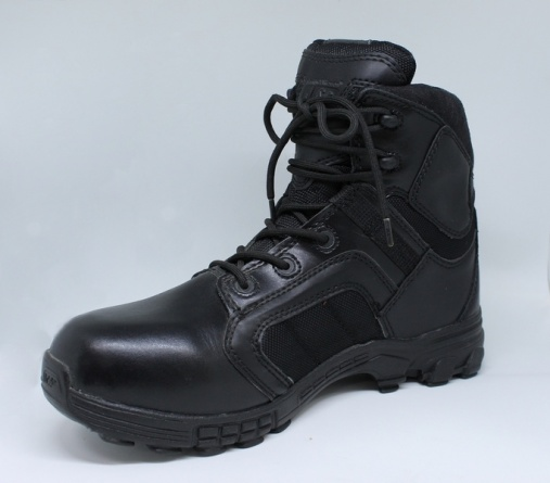 Ботинки Smith&Wesson Performance XC Series Tactical Duty MCTV I Boots (Black) фото 2