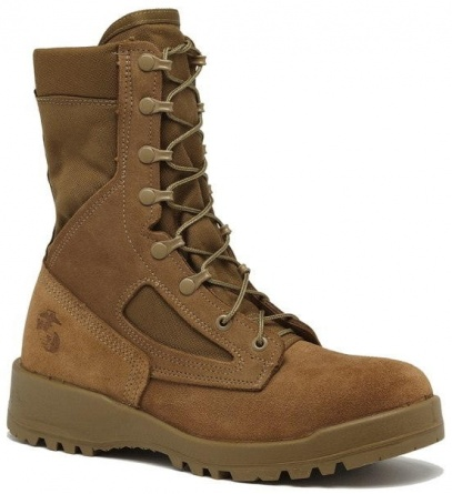 Ботинки летние Belleville 590 USMC Hot Weather Combat Boots (Desert Tan) фото 1