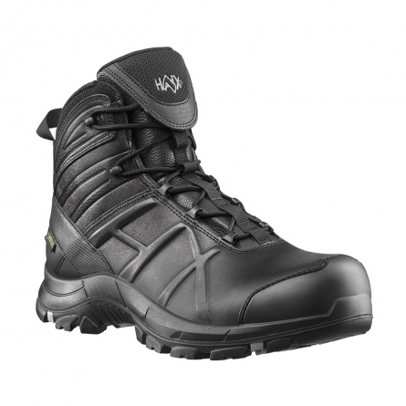 Ботинки Haix Black Eagle Safety 50 GTX Mid (Black) фото 1